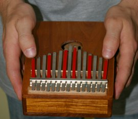 Thumb Piano or Mbira